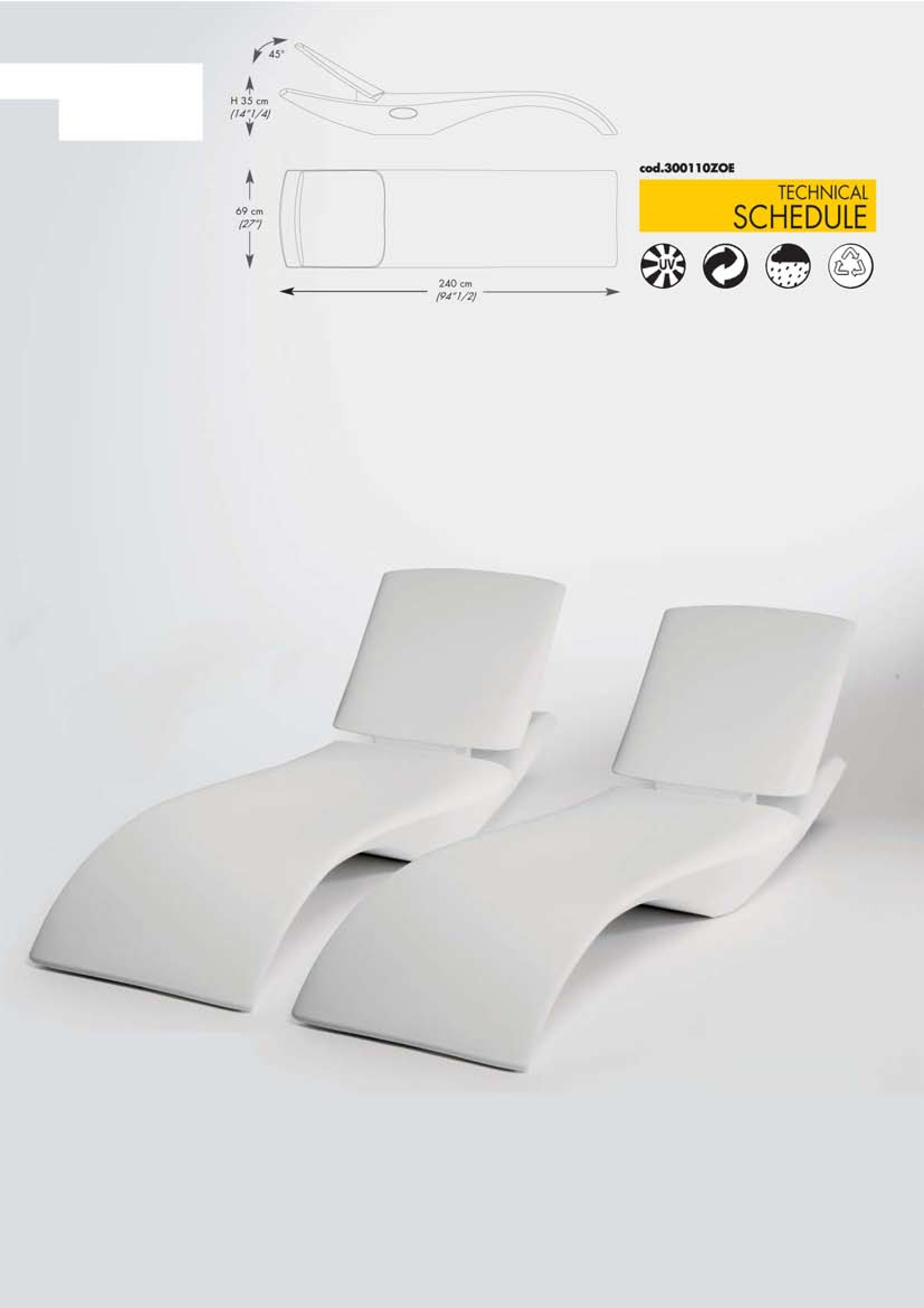 Ligzetel dream 9 jpj design relaxcentrum for Ligzetel tuin
